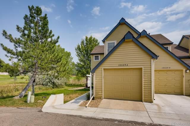 10329 W Fair Avenue A, Littleton, CO 80127 (#9533590) :: Compass Colorado Realty