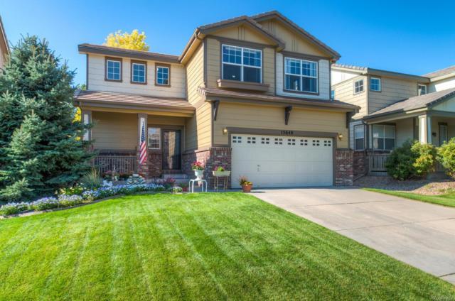 15648 Longford Drive, Parker, CO 80134 (MLS #9533782) :: 8z Real Estate
