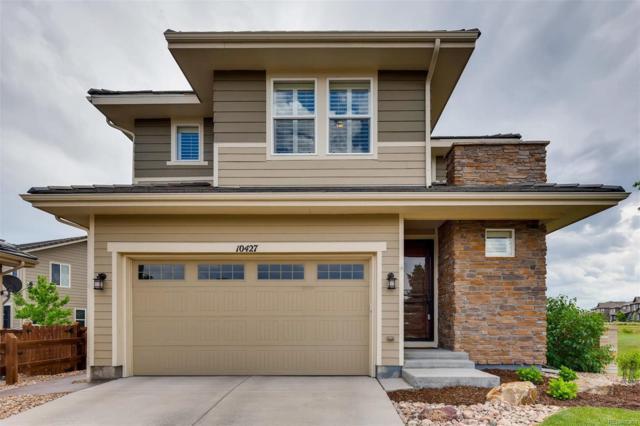 10427 Rutledge Street, Parker, CO 80134 (#9534014) :: HomePopper