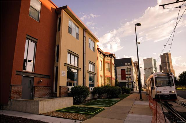 2400 Welton Street #103, Denver, CO 80205 (#9534215) :: The Healey Group