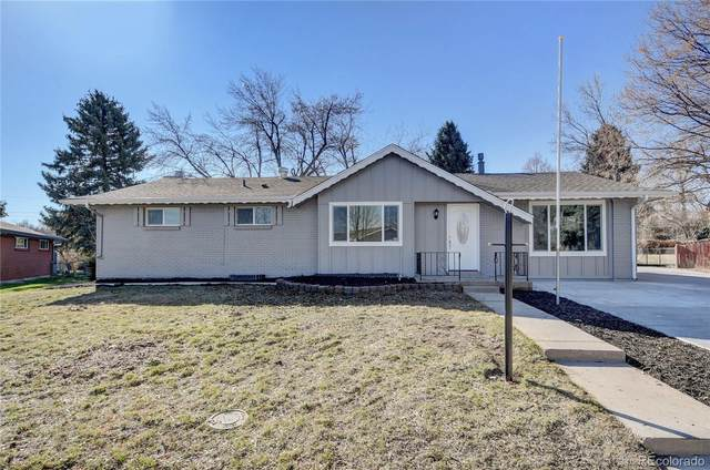 6116 S Adams Drive, Centennial, CO 80121 (MLS #9534296) :: 8z Real Estate