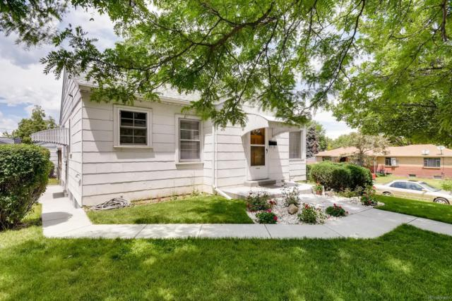 3001 S Logan Street, Englewood, CO 80113 (#9534553) :: The Griffith Home Team