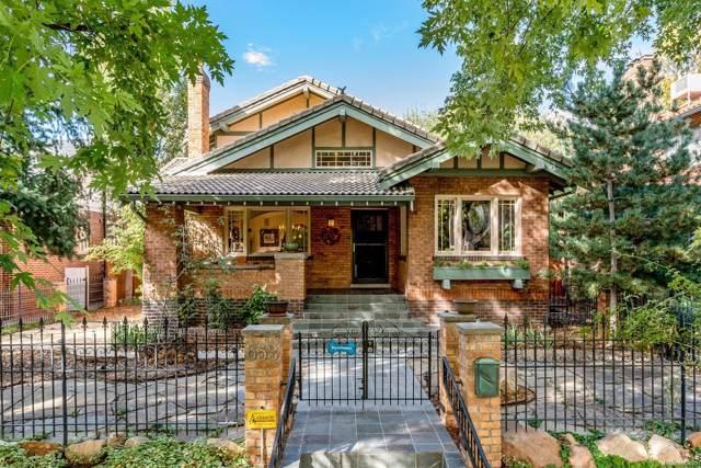 653 Fillmore Street, Denver, CO 80206 (#9535056) :: The Healey Group