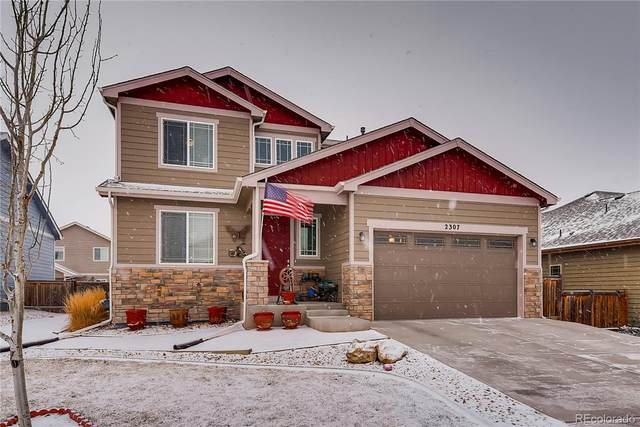 2307 73rd Avenue, Greeley, CO 80634 (MLS #9535698) :: 8z Real Estate