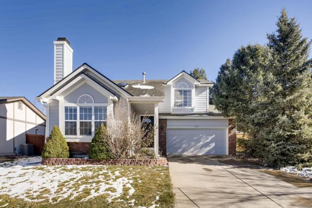 8374 White Cloud Court, Highlands Ranch, CO 80126 (#9535757) :: My Home Team