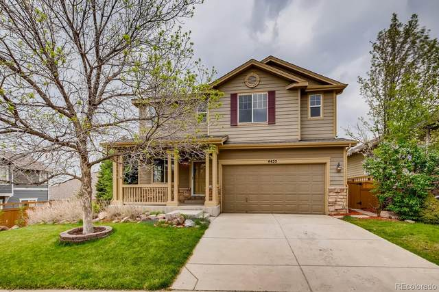 4455 Whippoorwill Place, Castle Rock, CO 80109 (#9536020) :: The Griffith Home Team