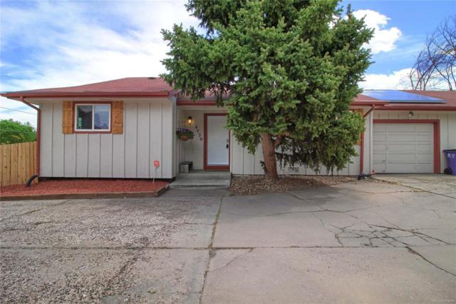 4730 E Louisiana Avenue, Denver, CO 80246 (#9536298) :: House Hunters Colorado