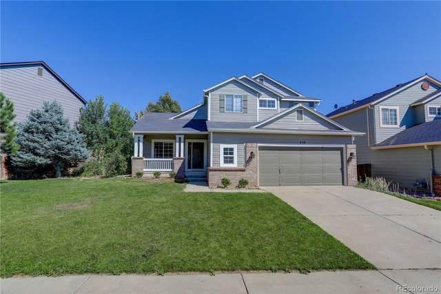 436 Tynan Court, Erie, CO 80516 (MLS #9536539) :: 8z Real Estate