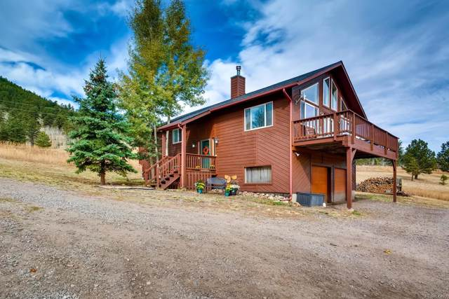 1167 S Pine Drive, Bailey, CO 80421 (#9537127) :: The Peak Properties Group