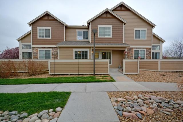 15800 E 121st Avenue B5, Brighton, CO 80603 (#9537573) :: The Griffith Home Team