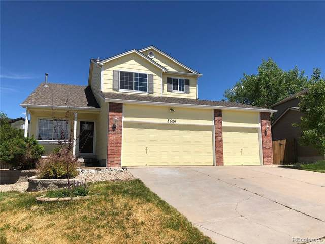 5524 S Wenatchee Street, Aurora, CO 80015 (#9537680) :: The DeGrood Team