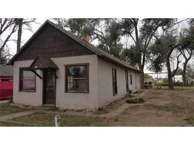3807 Central Street, Evans, CO 80620 (MLS #9537692) :: 8z Real Estate