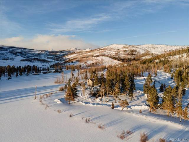 4707 County Road 41, Granby, CO 80446 (#9537763) :: The DeGrood Team