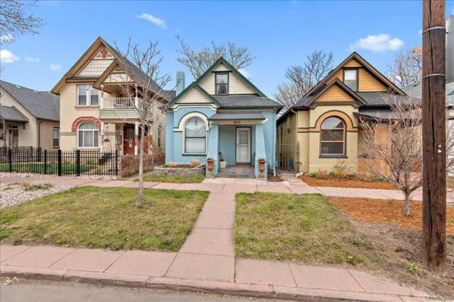 3043 California Street, Denver, CO 80205 (#9537953) :: The HomeSmiths Team - Keller Williams