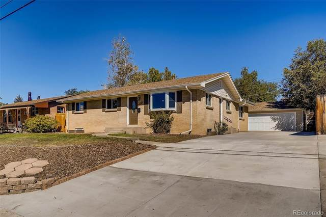 3735 W 75th Avenue, Westminster, CO 80030 (#9538008) :: Own-Sweethome Team