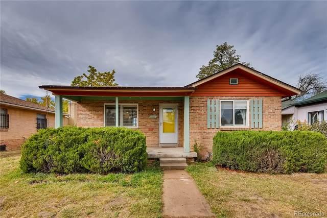 3071 N Eudora Street, Denver, CO 80207 (#9538017) :: Wisdom Real Estate
