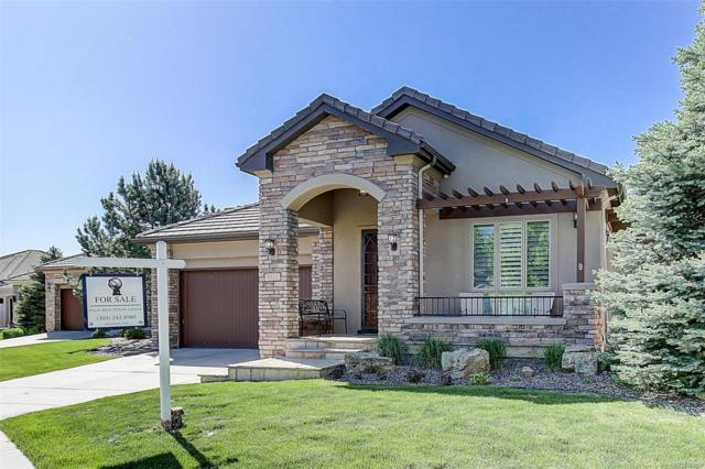 5020 S Allison Way, Littleton, CO 80123 (#9538236) :: The Peak Properties Group