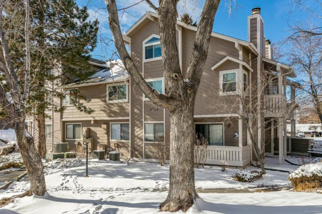 4360 S Andes Way #104, Aurora, CO 80015 (#9538520) :: The Tamborra Team
