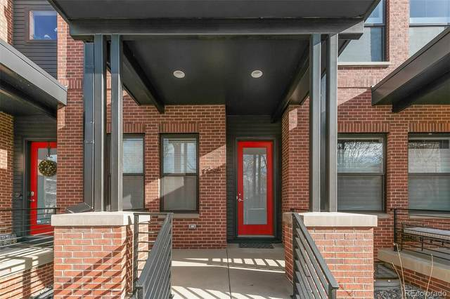 1396 Vine Street, Denver, CO 80206 (#9538999) :: iHomes Colorado