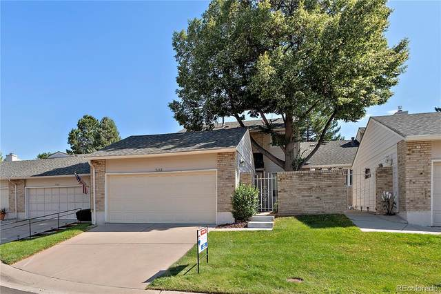 7118 S Vine Circle E, Centennial, CO 80122 (#9539204) :: The Gilbert Group