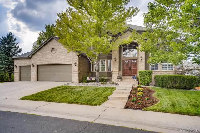 10040 Quarry Hill Place, Parker, CO 80134 (MLS #9539473) :: Neuhaus Real Estate, Inc.