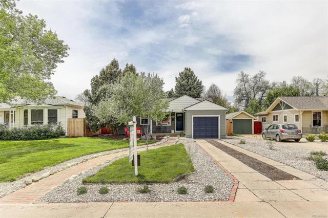 1745 Rosemary Street, Denver, CO 80220 (#9539585) :: House Hunters Colorado