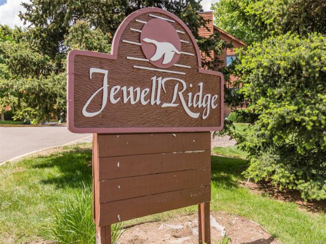 10280 W Jewell Avenue B, Lakewood, CO 80232 (MLS #9540386) :: 8z Real Estate