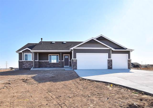 5050 Prairie Lark Lane, Severance, CO 80615 (#9540511) :: The DeGrood Team