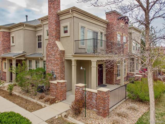 641 W Burgundy Street C, Highlands Ranch, CO 80129 (#9540519) :: Finch & Gable Real Estate Co.