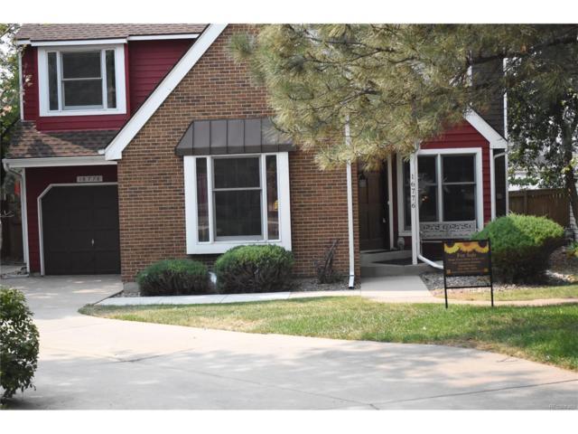 16776 E Hialeah Avenue, Centennial, CO 80015 (MLS #9540634) :: 8z Real Estate