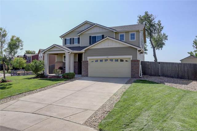 201 Shenandoah Way, Lochbuie, CO 80603 (#9540687) :: James Crocker Team