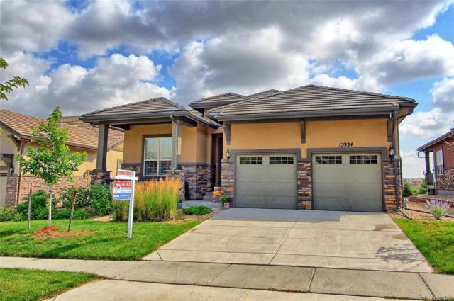 15934 Wild Horse Drive, Broomfield, CO 80023 (#9541253) :: Bring Home Denver