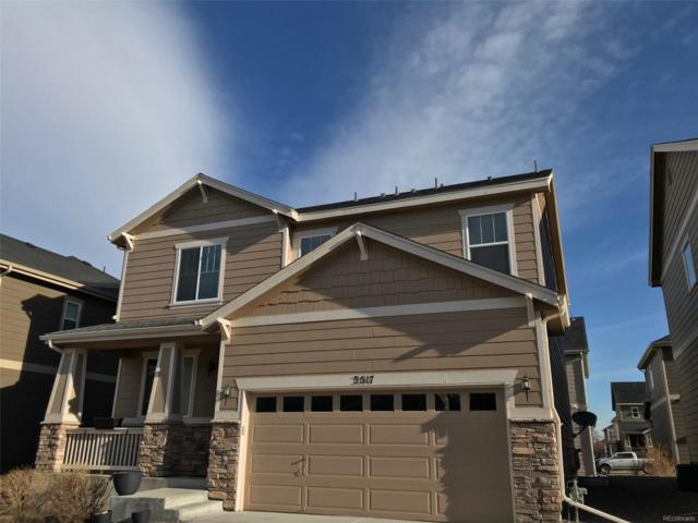 3517 E 140th Drive, Thornton, CO 80602 (#9541687) :: Compass Colorado Realty