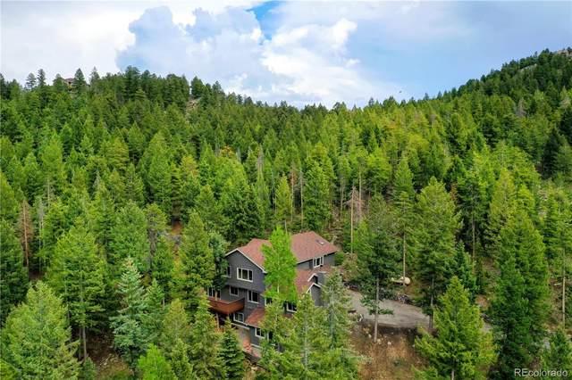6542 Annapurna Drive, Evergreen, CO 80439 (#9541899) :: Peak Properties Group