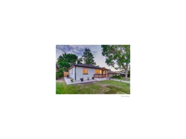 1654 S Josephine Street, Denver, CO 80210 (#9542482) :: Wisdom Real Estate