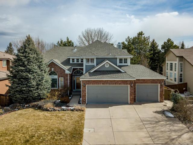 8946 Forrest Drive, Highlands Ranch, CO 80126 (#9542951) :: The Peak Properties Group