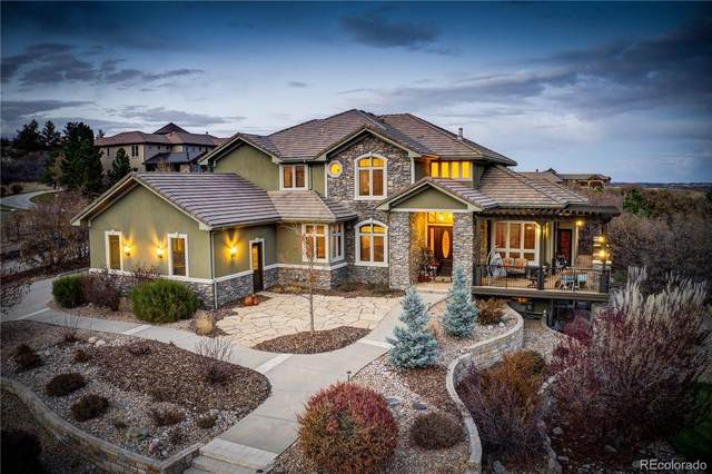 4907 Wilderness Place, Parker, CO 80134 (#9543017) :: Venterra Real Estate LLC