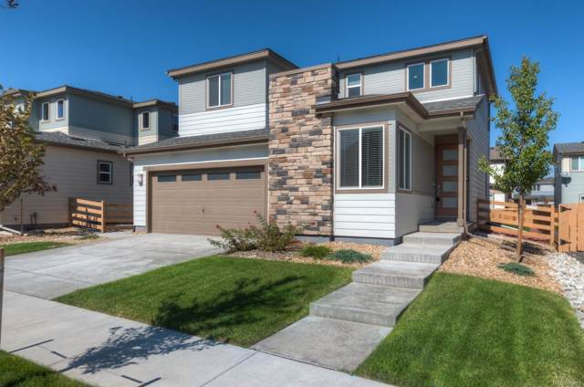 18043 E 107th Avenue, Commerce City, CO 80022 (#9543242) :: HomeSmart Realty Group