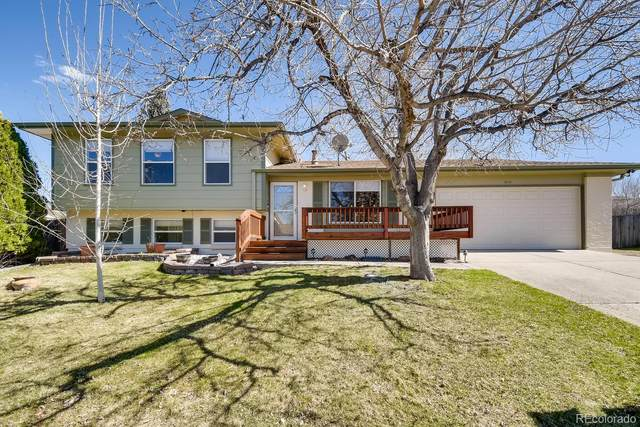 3772 S Lee Court, Lakewood, CO 80235 (#9543312) :: The DeGrood Team