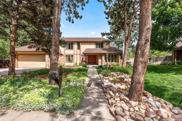 10487 E Dorado Place, Greenwood Village, CO 80111 (#9543342) :: HomeSmart Realty Group