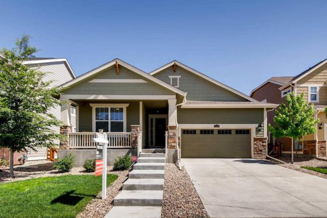 22959 E Saratoga Place, Aurora, CO 80015 (#9543397) :: Wisdom Real Estate