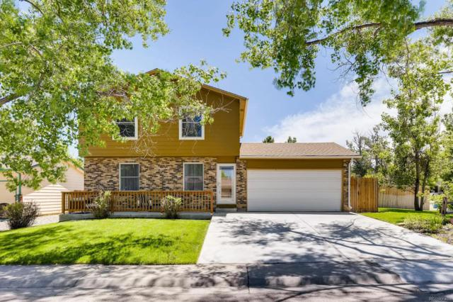 4692 S Kittredge Way, Aurora, CO 80015 (#9544056) :: The Galo Garrido Group