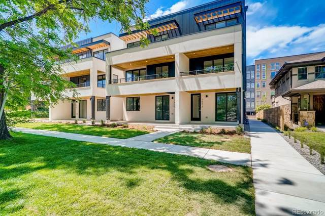 1943 S Columbine Street, Denver, CO 80210 (MLS #9544275) :: Clare Day with Keller Williams Advantage Realty LLC