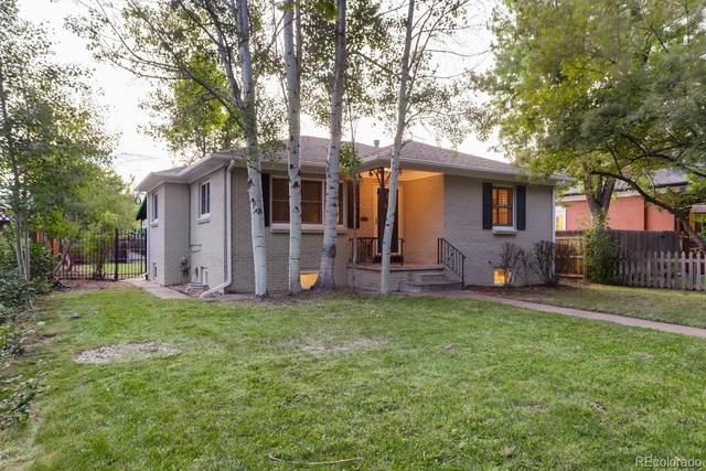 1019 S York Street, Denver, CO 80209 (MLS #9544292) :: Find Colorado