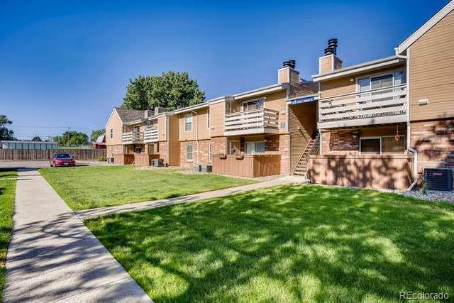 3318 S Ammons Street #205, Lakewood, CO 80227 (#9544496) :: Mile High Luxury Real Estate