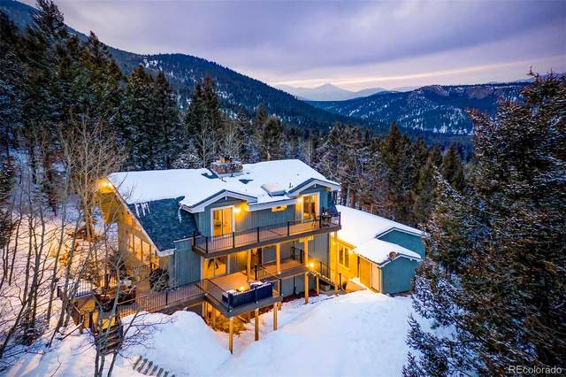 29906 Kennedy Gulch Road, Conifer, CO 80433 (#9544727) :: Berkshire Hathaway Elevated Living Real Estate