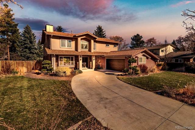 3776 S Magnolia Way, Denver, CO 80237 (#9544961) :: iHomes Colorado
