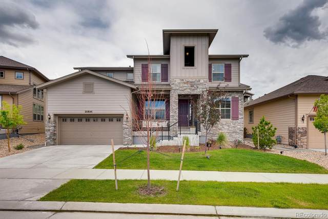 21814 Discovery Avenue, Parker, CO 80138 (#9545068) :: The Gilbert Group