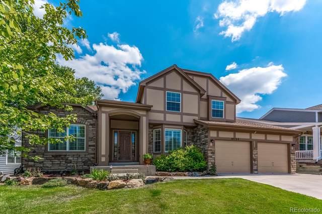 10124 Mockingbird Lane, Highlands Ranch, CO 80129 (MLS #9545141) :: 8z Real Estate