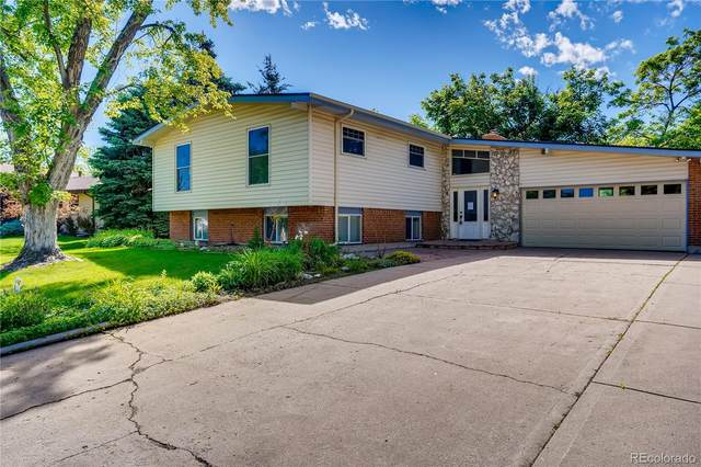 7158 S Lafayette Way, Centennial, CO 80122 (#9545305) :: Bring Home Denver with Keller Williams Downtown Realty LLC
